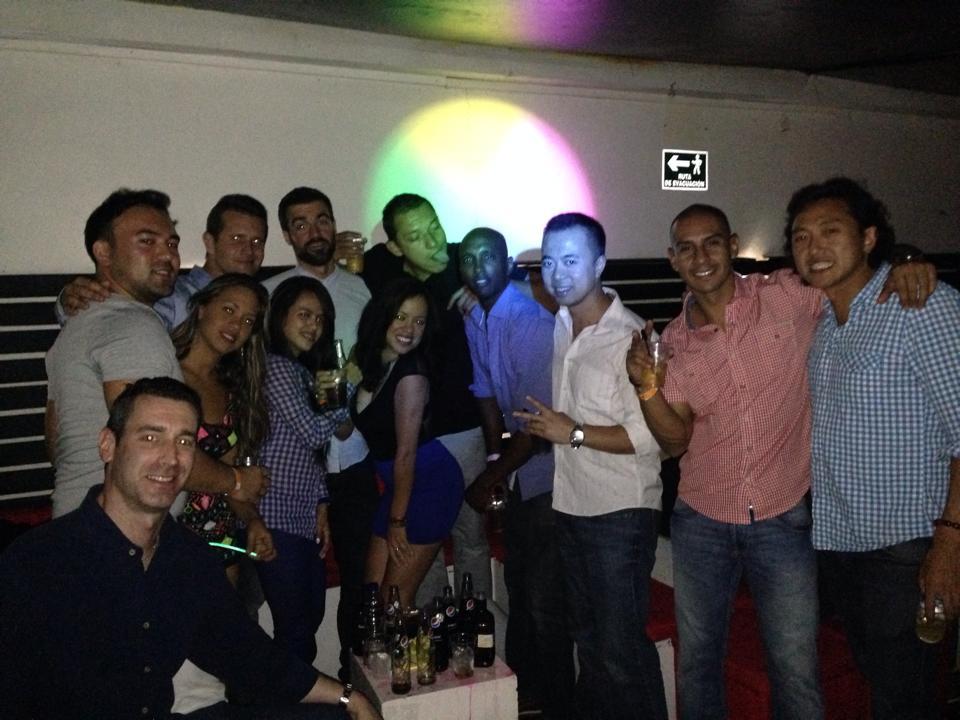 Nightlife in Medellin