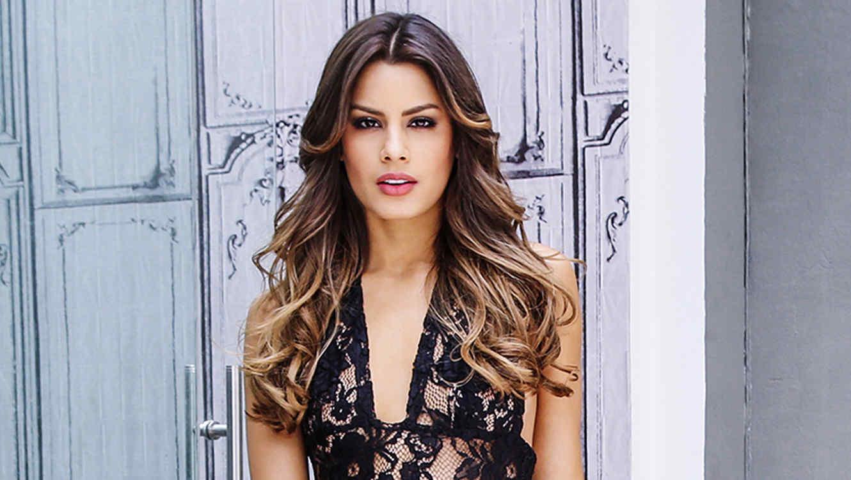 Adraina Gutierrez Miss Colombia