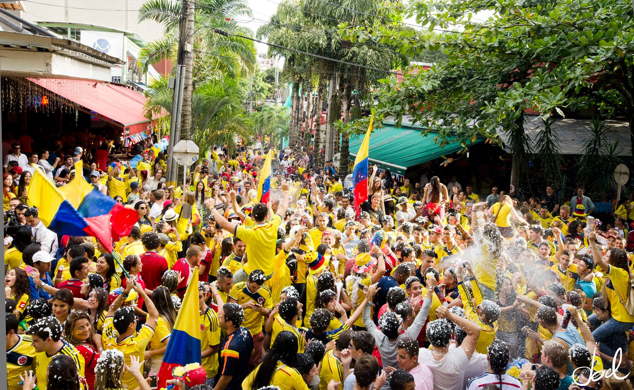 Colombian Independence Day Celebrations in Medellin and Around the World