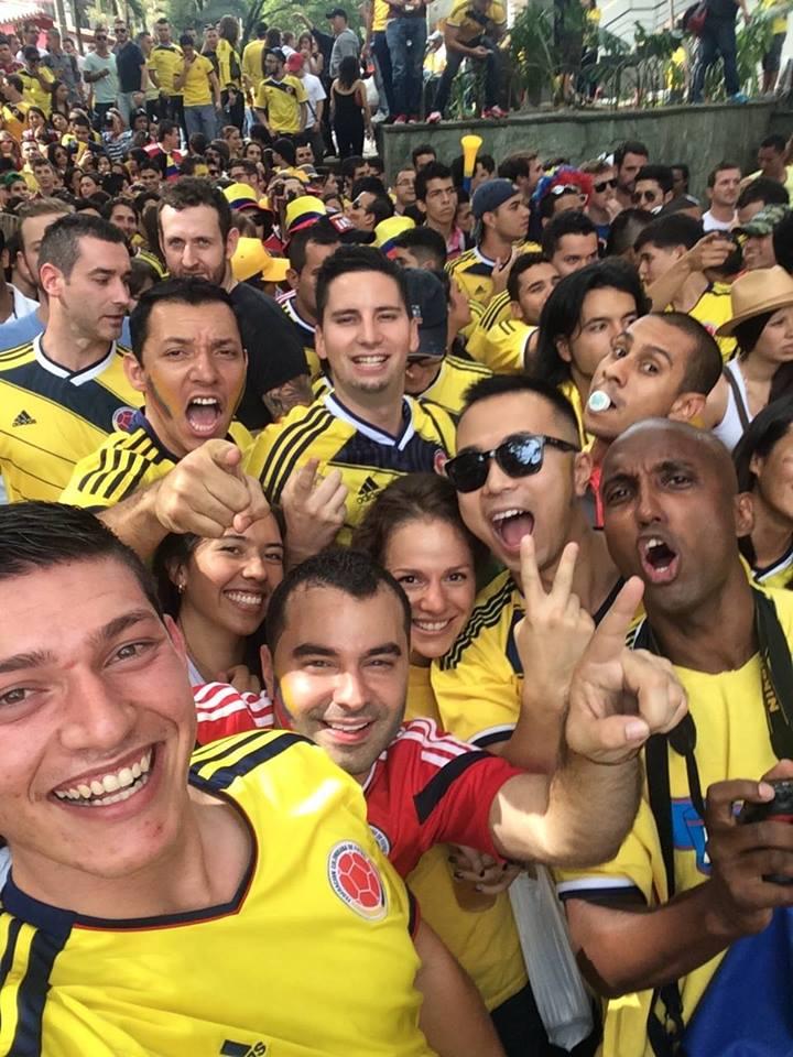 A Californian in Medellin